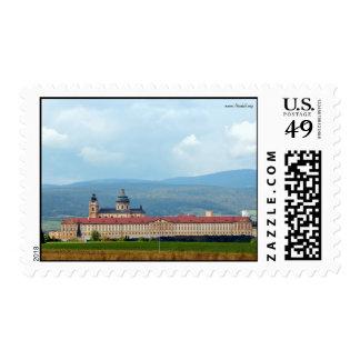Stift Melk, Austria Postage Stamp
