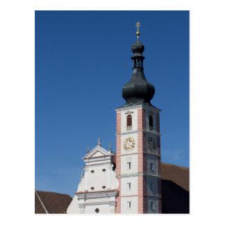 Stiftskirche Geras Postcard