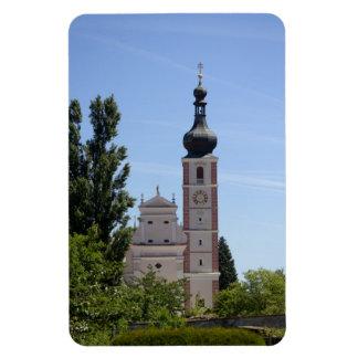 Stiftskirche Geras Rectangular Photo Magnet