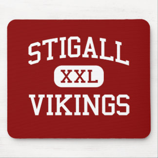 Stigall - Vikings - Middle - Humboldt Tennessee Mouse Pad
