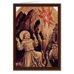 Stigmatization Of St. Francis Cards