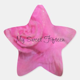 stiker star sticker