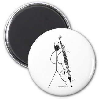 Stikman 2 Inch Round Magnet