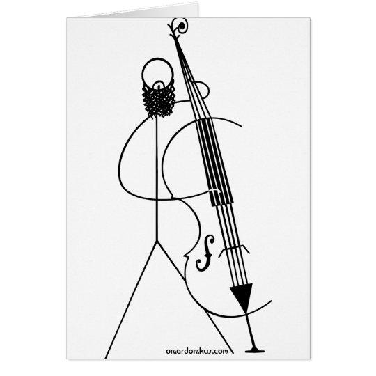 Stikman Card