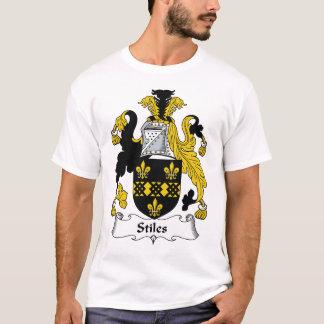 Stiles Family Crest T-Shirt