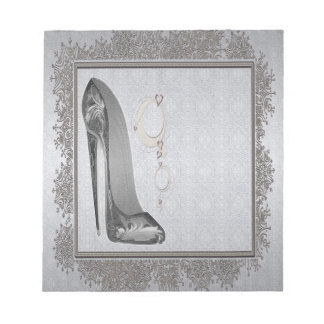 Stiletto and Bangles Notepad