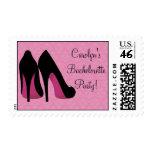 Stiletto Bachelorette Party Postage Stamp