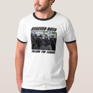 Stiletto Boys - Follow the Leader - T-SHIRT