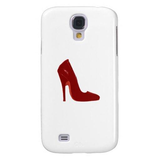 Stiletto Heel Right Side Red The MUSEUM Zazzle Gif Galaxy S4 Case
