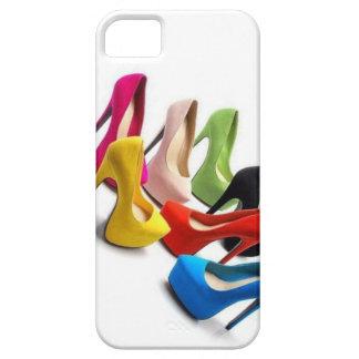 Stiletto Heels Multi-Color Iphone 5 Iphone 5s Case iPhone 5 Case