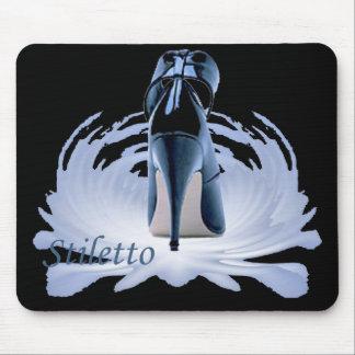Stiletto on a Pedestal Mouse Pad