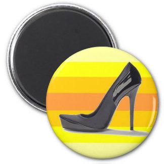 Stiletto Pride 2 Inch Round Magnet