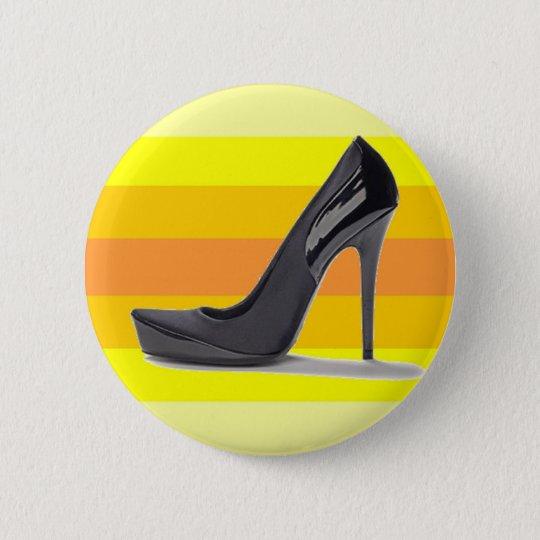 Stiletto Pride Button