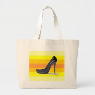 Stiletto Pride Jumbo Tote Bag