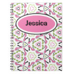 Stiletto Shoes Personalized Notebook