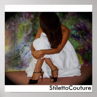 StilettoCoutureBella Póster