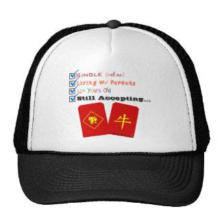 Still Accepting Lycee Mesh Hats