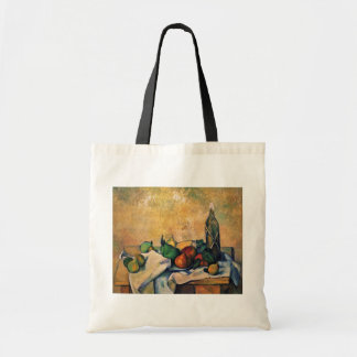 Still-Bottle Of Rum By Paul Cézanne (Best Quality) Tote Bag