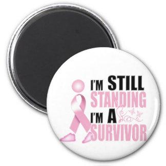 Still Breast Cancer Survivor Magnet