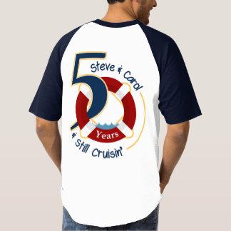 Still Cruisin' men's T Shirt for Anniversary