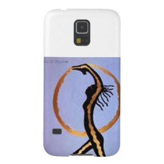 Still Dancing, African Art Galaxy S5 Case