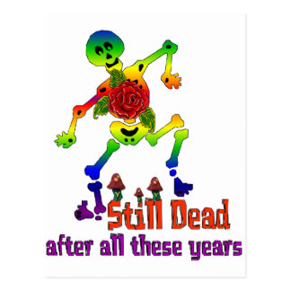 Still Dead Postcard