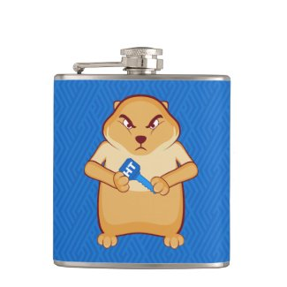 Still Grouchy Flask