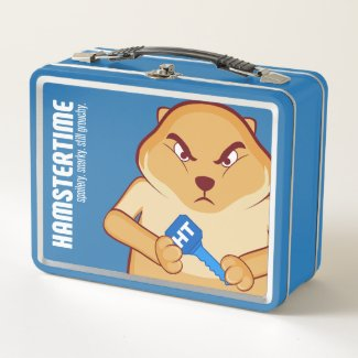 Still Grouchy Lunch Box