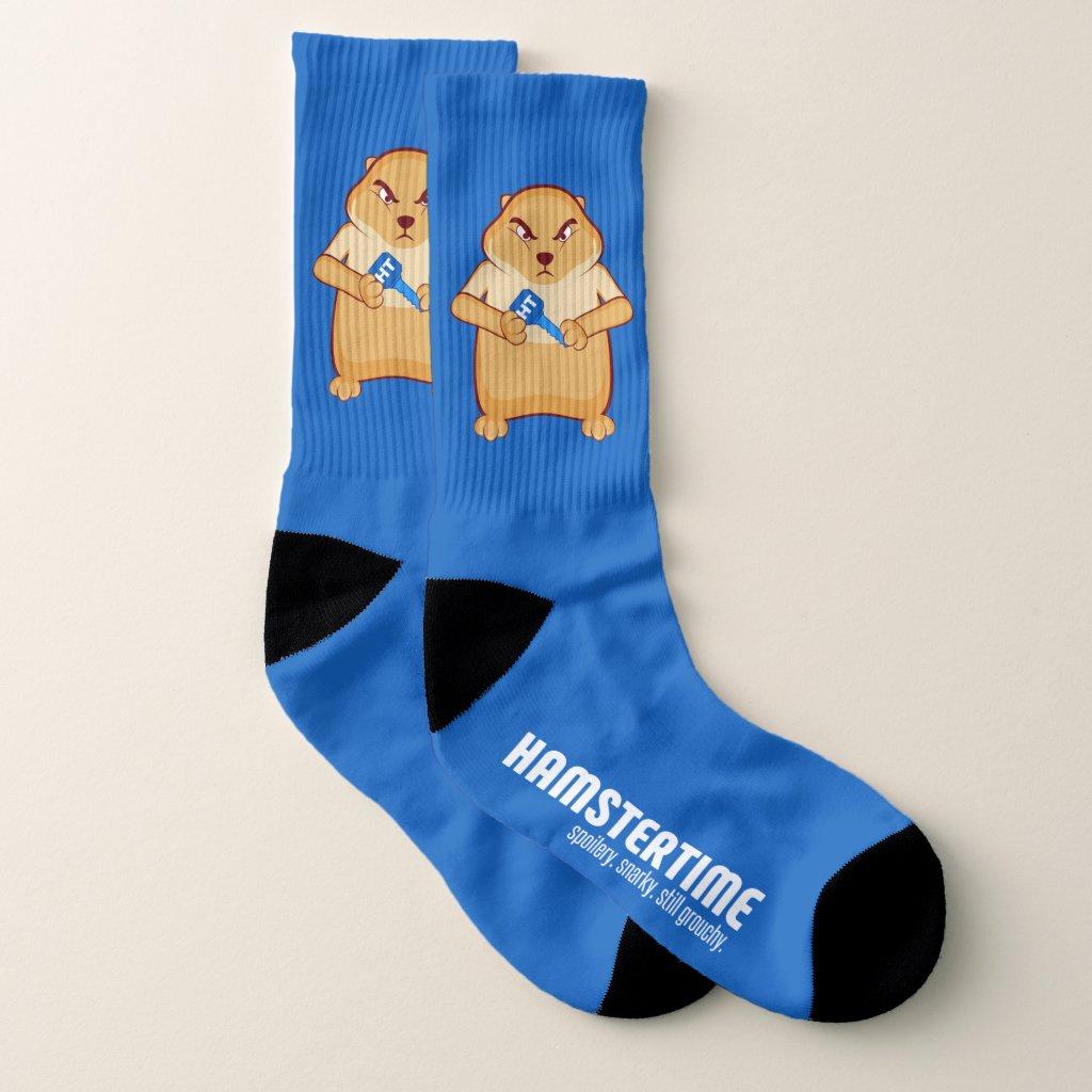 Still Grouchy Socks