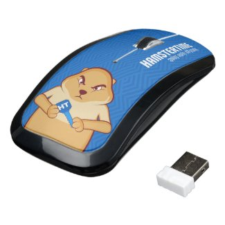 Still Grouchy Wireless Mouse