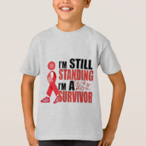 Still Heart Disease Survivor T-Shirt