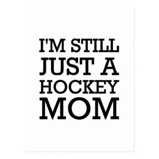 Still just a hockey mom Sarah Palin Postcard