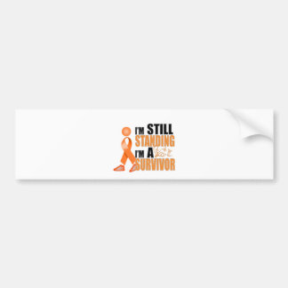 Still Leukemia Survivor Bumper Sticker