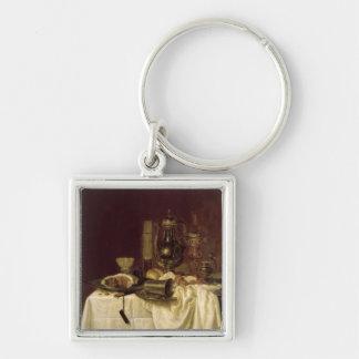 Still Life, 1638 Keychain