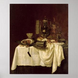 Still Life, 1638 Poster