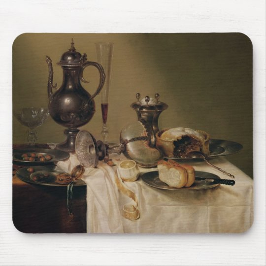 Still Life, 1642 Mouse Pad