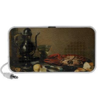 Still Life, 1643 (oil on panel) iPod Speakers