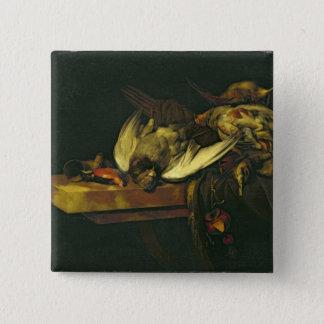 Still Life, 1663 Button