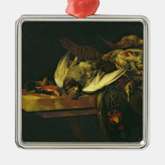 Still Life, 1663 Metal Ornament