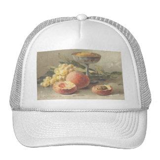 still life 18 trucker hat
