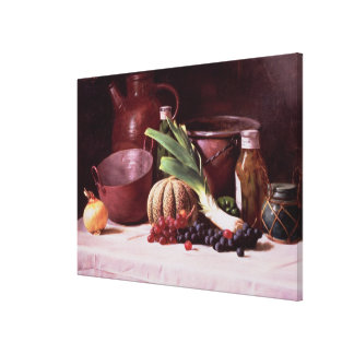 Still Life, 1909 Stretched Canvas Prints