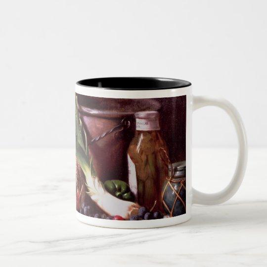 Still Life, 1909 Two-Tone Coffee Mug