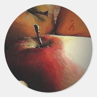 Still Life- Apples Sticker