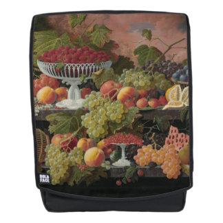 Still Life art backpack