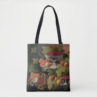 Still Life art custom monogram bags