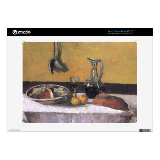 Still life by Camille Pissarro Acer Chromebook Decal