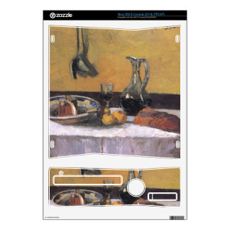 Still life by Camille Pissarro Xbox 360 S Decals