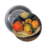 Still Life by Cezanne Button