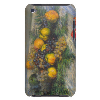 Still Life by Claude Monet iPod Case-Mate Cases