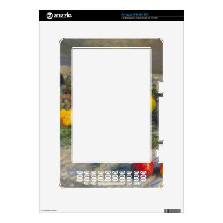 Still Life by Claude Monet Decals For The Kindle DX